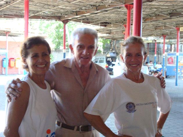 המורים בבית הספר בברזיל